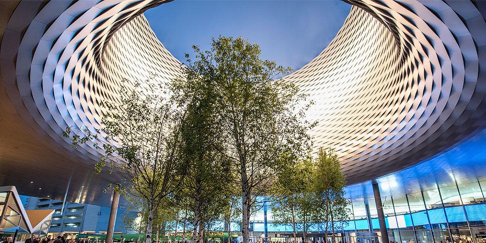 Edificio Feria BaselWorld