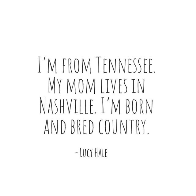 Nashville ❤️ from actress + singer Lucy Hale #Nashville #Home • . . . . . #nashvilletn #lucyhale #nashvillestyle #nashvillequotes #nashvilleliving #nashvillestyle #prettylittleliars #visitnashville #country #tennessee #countrymusic #countrygirl #countryroots #fifthandb #fifthandbroadway #nashvegas #hollywood #broadway #nashvilletalent #tennesseelife #nashvillethebeautiful  #instanashville #quotes #countryliving #fifthandbroadway #fifthandb