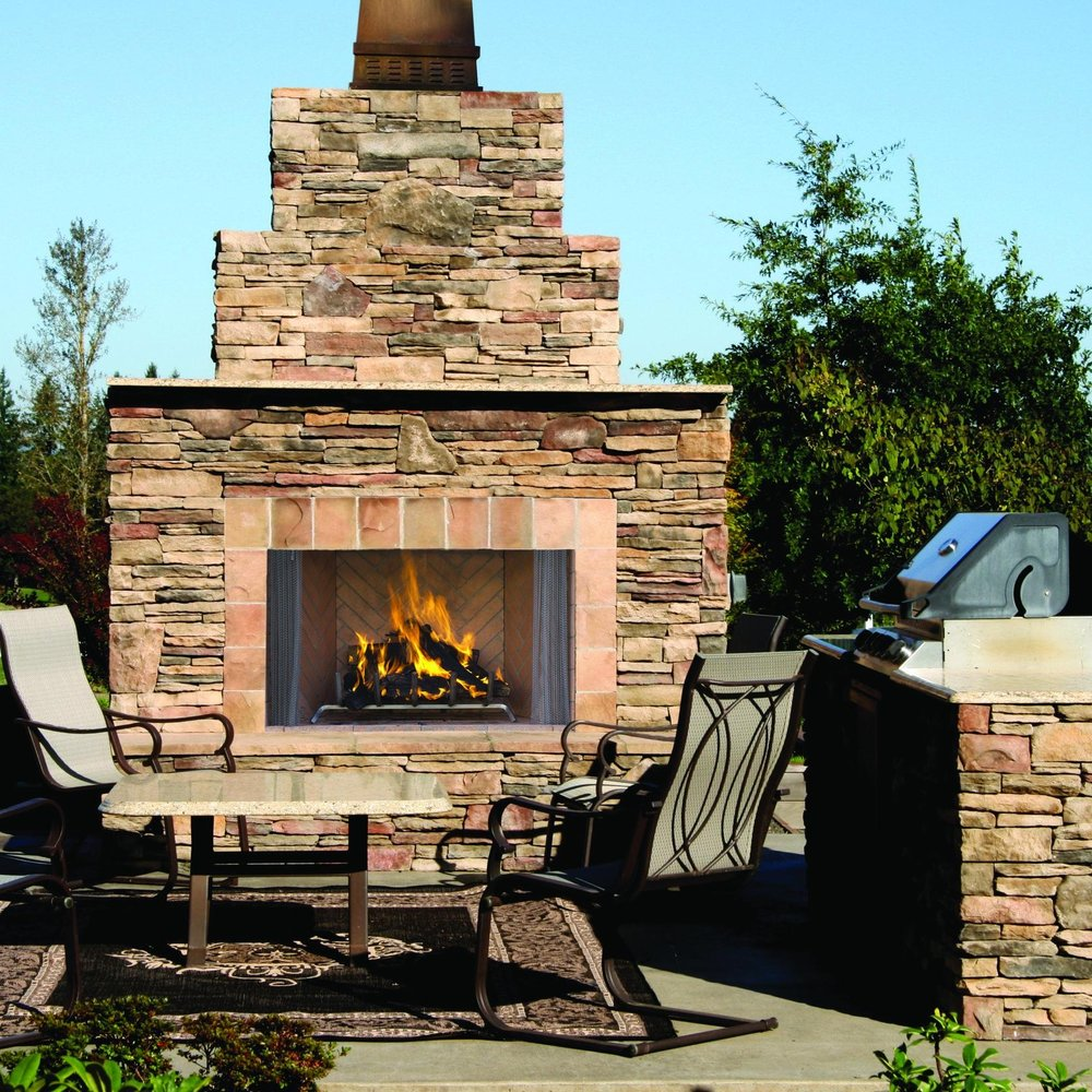 astria outdoor wood fireplaces formerly lennox u2014 american