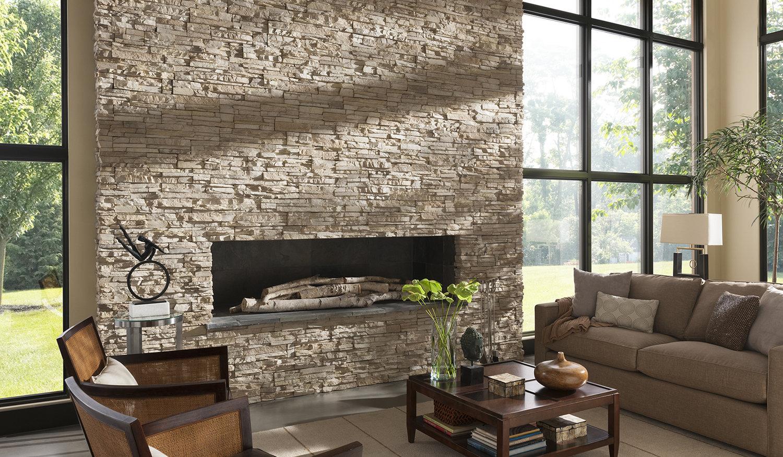 cultured stone stonework u2014 american fireplace u0026 barbeque dist