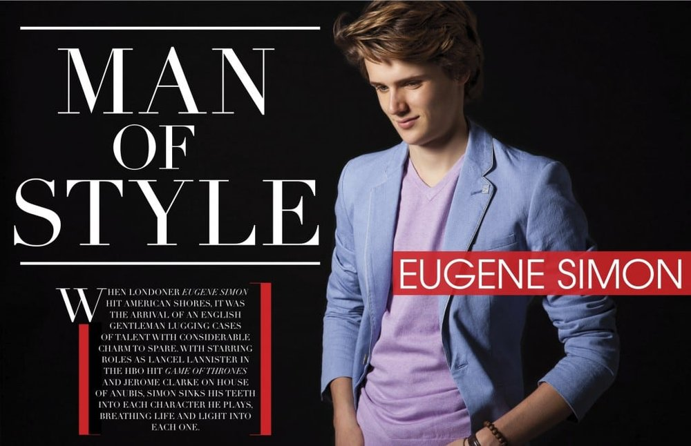 Hydrogen Magazine Editorial Eugene Simon Game of Thrones 1.jpg