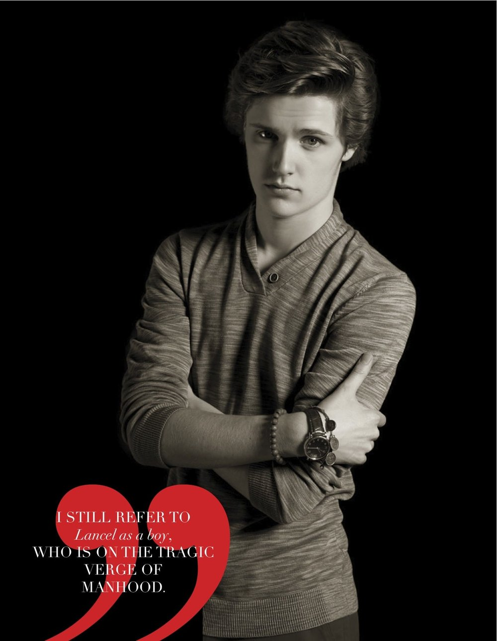 Hydrogen Magazine Editorial Eugene Simon Game of Thrones 4.jpg
