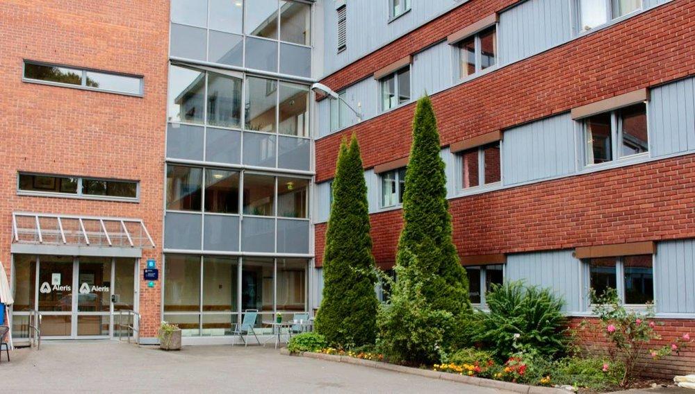Lambertseter alders - og sykehjem