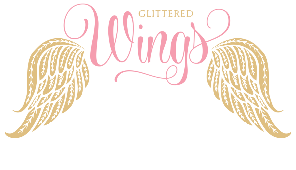 Glittered Wings
