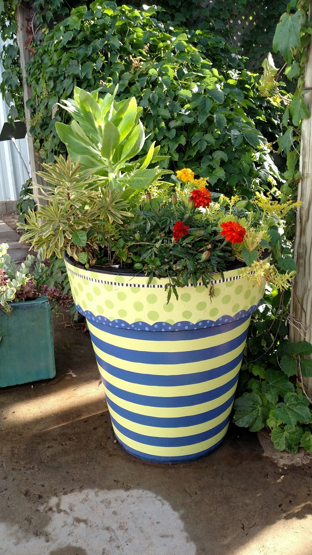 PAINTED STRIPED POT.jpg