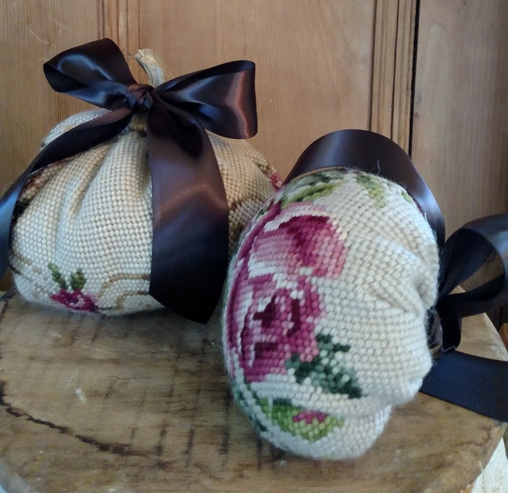 NEEDLEPOINT PUMPKINS ROSE.jpg