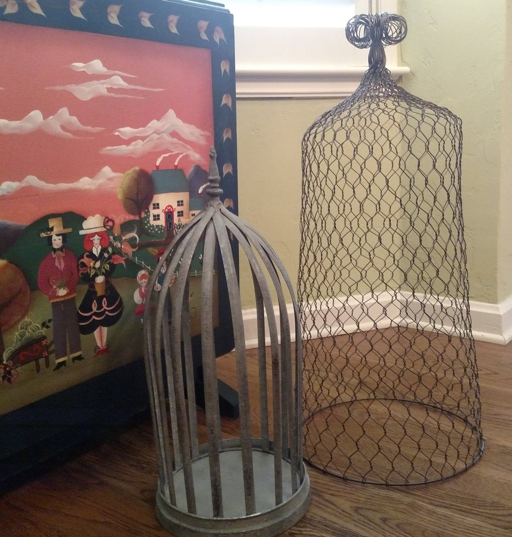 CHICKEN WIRE AND METAL CLOCHE.jpg