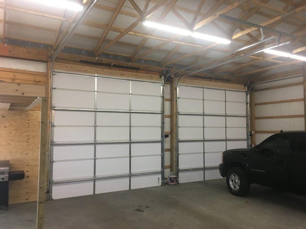 inside insulated door