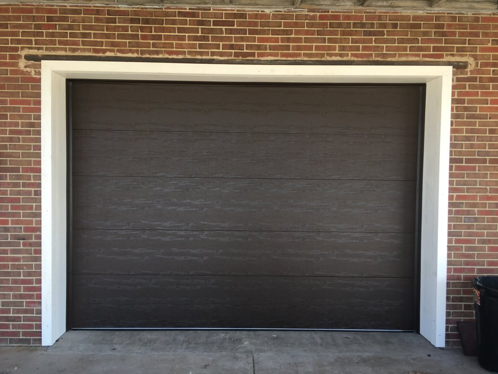 Expert Overhead Doors Expert Overhead Doors New Garage Doors . Flush Panel  ...