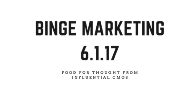 Binge Marketing 2017