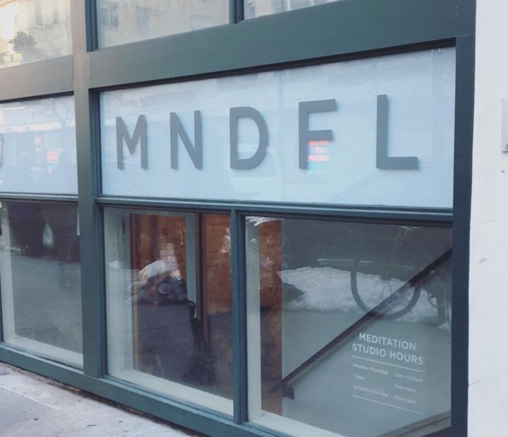 MNDFL meditation studio