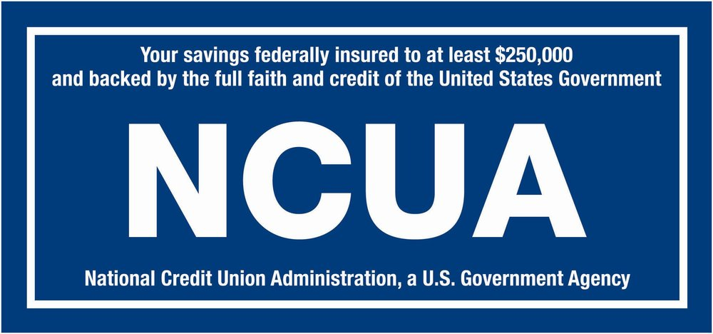 "National Credit Union Administration Logo, ALT="""""