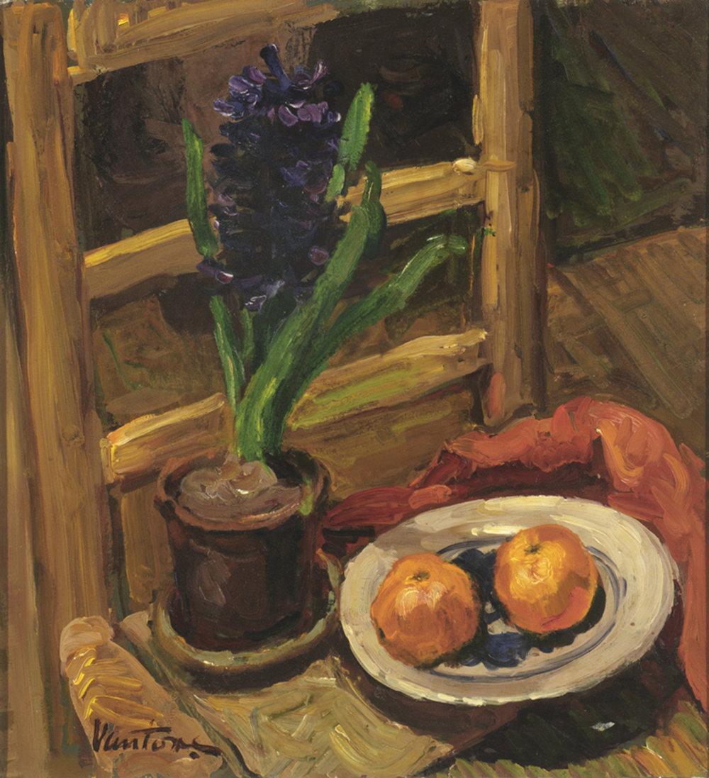 Hyacinth and Oranges