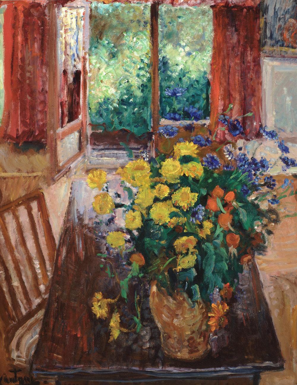 Mogens Vantore Summer Bouquet with Yellow Flowers.jpg