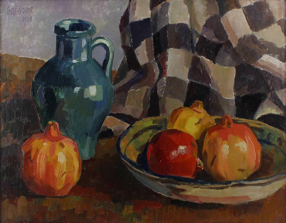 Gregoire Johannes Boonzaier (South African 1909-2005) 'Still Life'