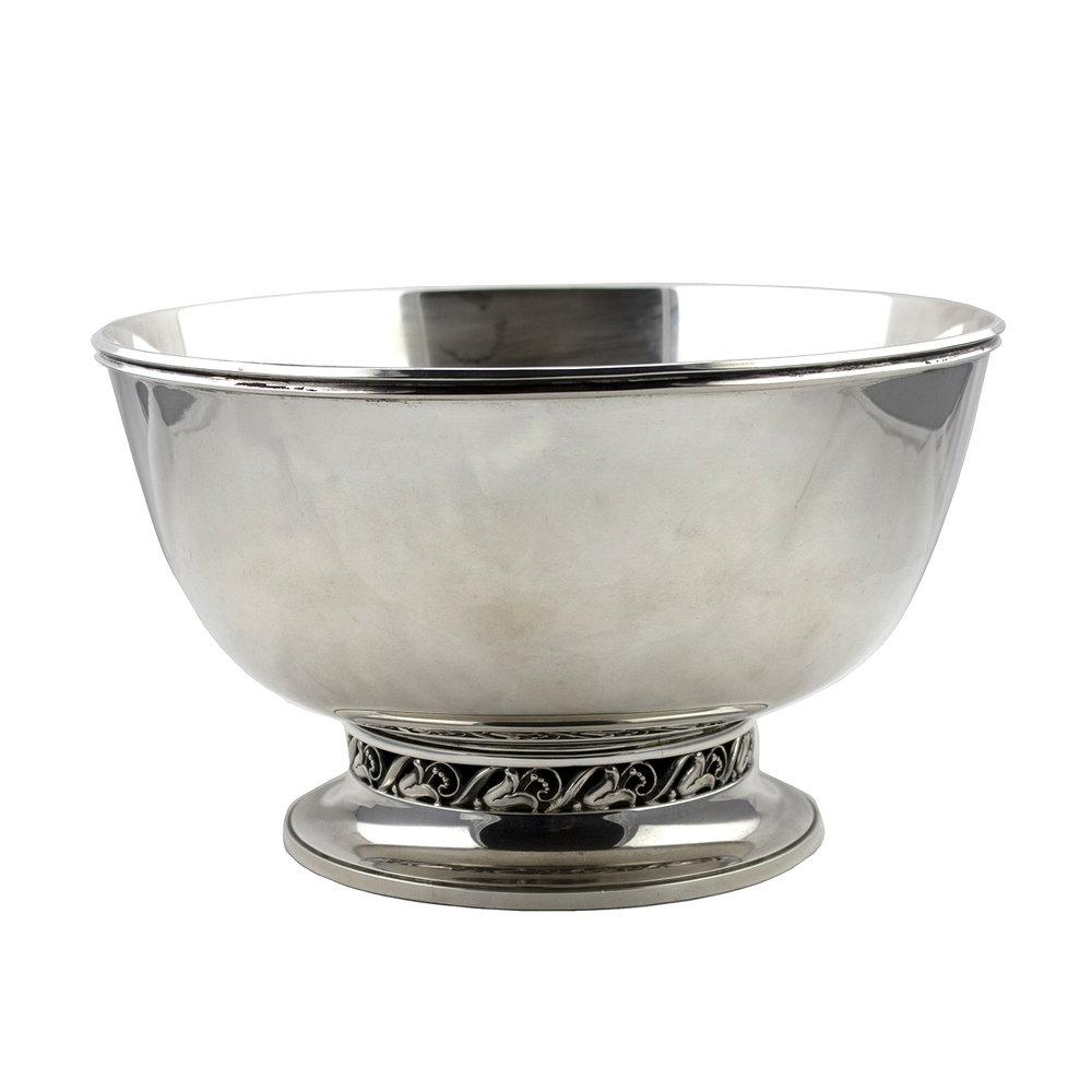 International Sterling La Paglia Bowl, Circa 1940