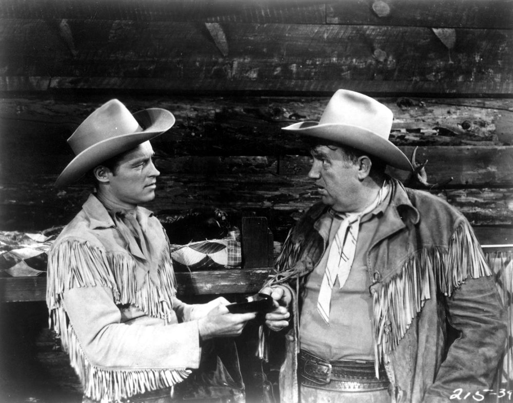 Andy Devine stagecoach