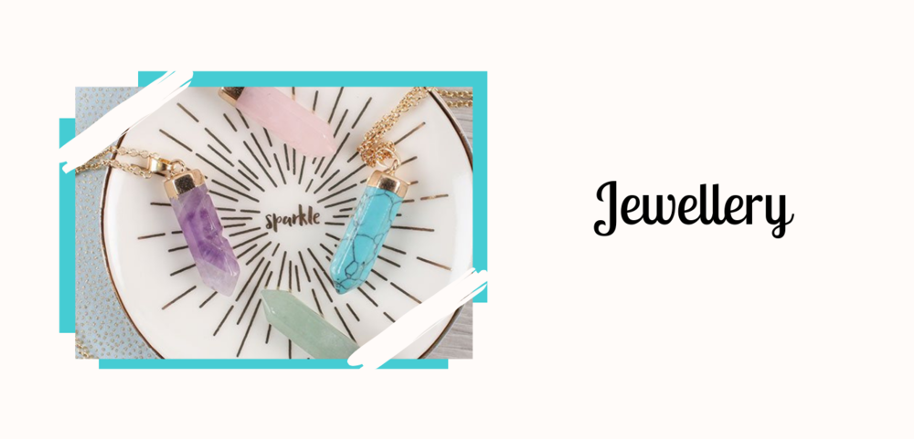 Build a gift package jewellery