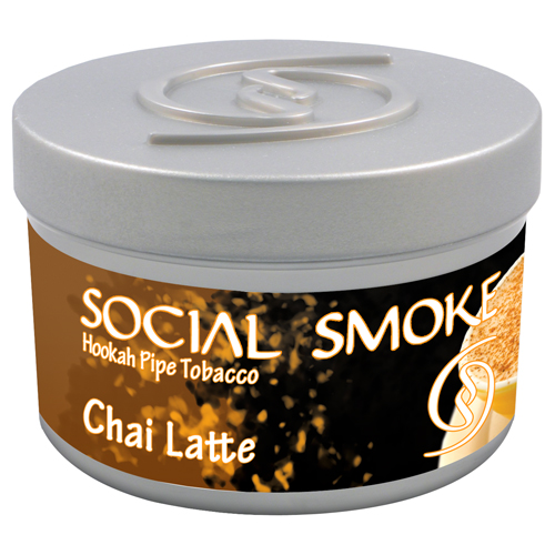 CHAI LATTE - Brisk black tea blended with a touch of Cardamom to create a unique flavor.
