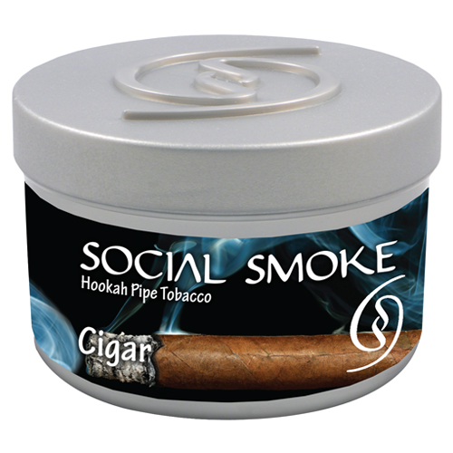 CIGAR - The smooth, deep and savory taste of natural tobacco leaf.