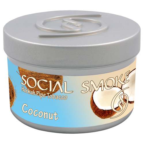 COCONUT - Rich, milky coconut with a creamy full-bodied flavor.