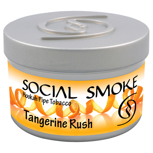 TANGERINE RUSH - A rush of garden-fresh tangerines mixed with a variety of juicy citrus flavors.