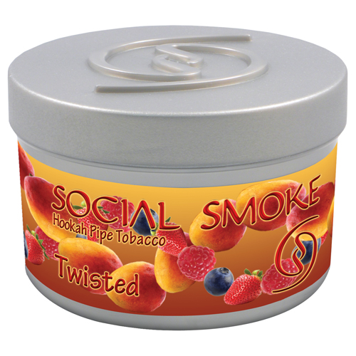 TWISTED - A twisted combination of sweet mangoes, juicy strawberries, tingling raspberries, and fresh blueberries.