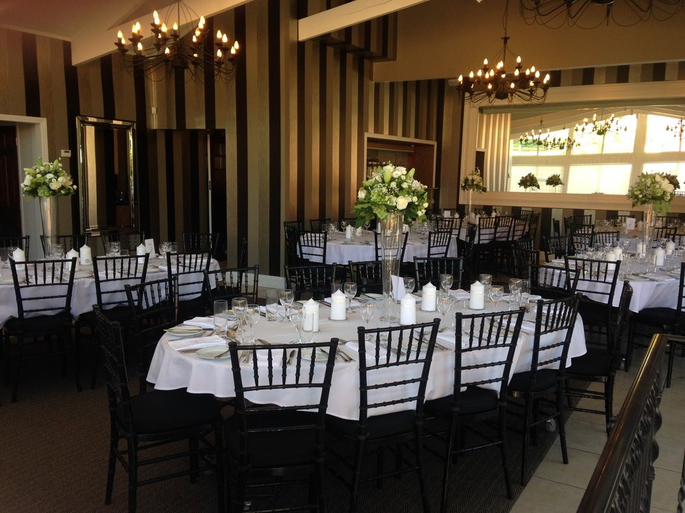 Wedding Set up Reception