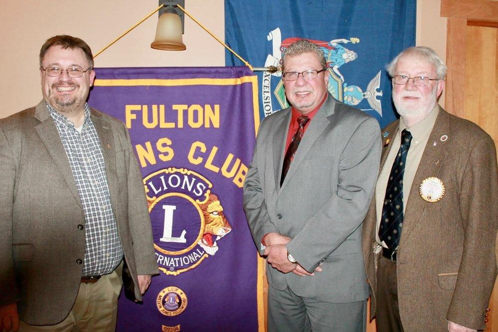 Fulton Lions Club