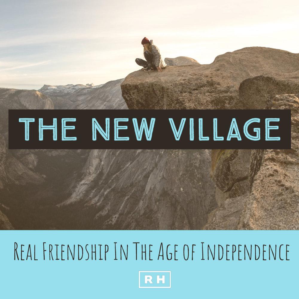 The Village Effect - Robert Frazier