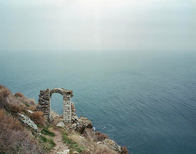 magical place in Bulgaria - cape Kaliakra on film