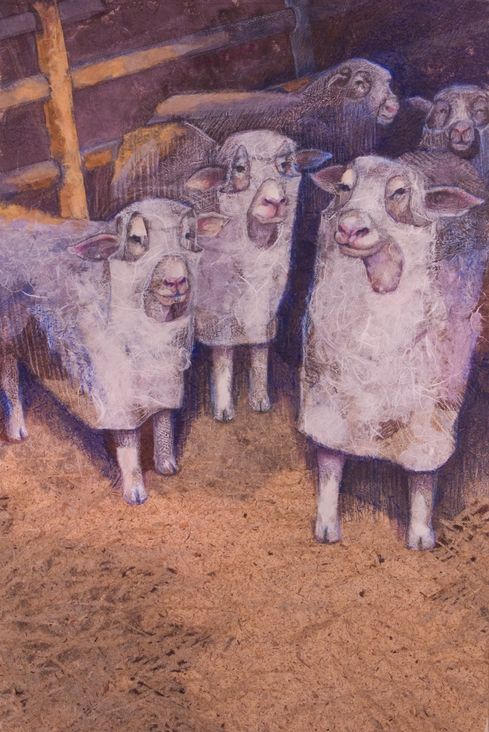 Merely a Herd of Sheep?