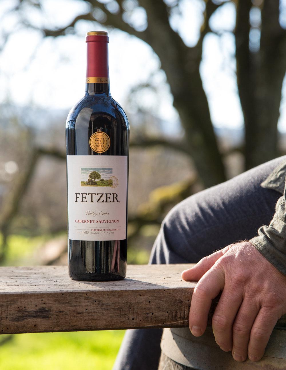 Winemaker Lifestyle Photography by Sonoma Bottle