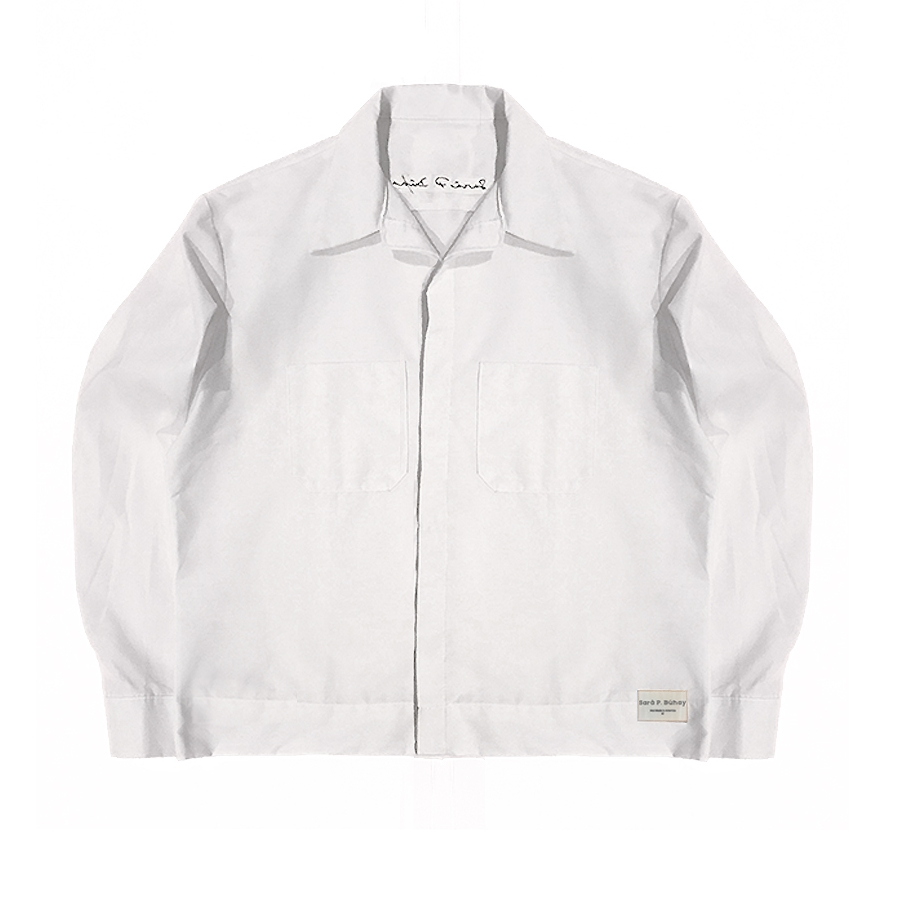 Summer Shirt Jacket