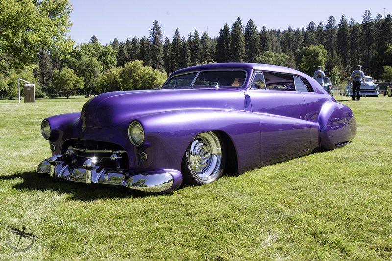 2016 Best of Show Cody Hoffman Sprague River, OR 1947 Buick Full Kustom