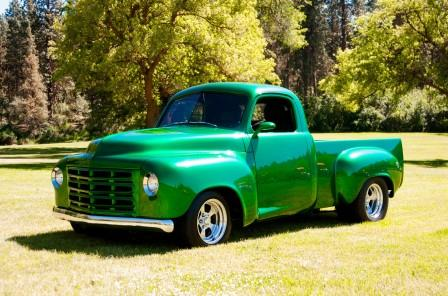 2013 Best of Show Lee Stilwell Klamath Falls, Oregon 1949 Studebaker Pickup