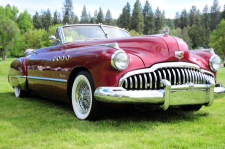 2011 Best of Show Cody Hoffman Sprague River, Oregon 1949 Buick Roadmaster