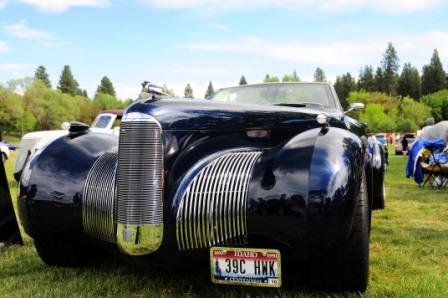 2011 Board's Choice Tad Leach Coeur d'Alene, Idaho 1939 LaSalle Roadster