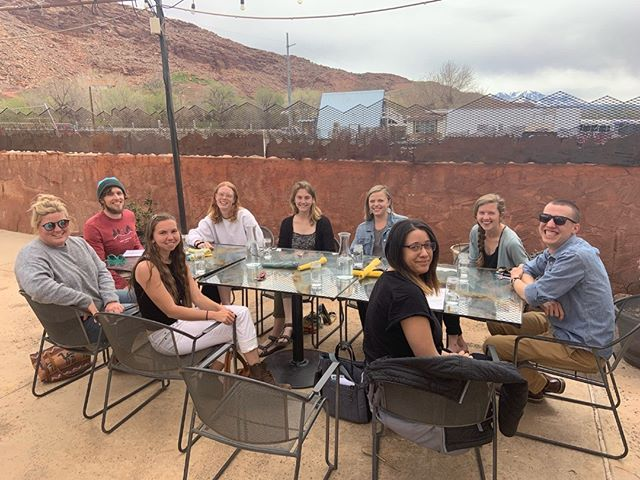 Did you know... WabiSabi, along with many other Moab nonprofits, hosts Americorps VISTAS! The Americorps VISTA (Volunteers In Service To America) Program was created to help nonprofit organizations nationwide to build capacity and work to alleviate poverty. 💪  WabiSabi loves the VISTA program and we have utilized it now for many years. ❤Yesterday was National Service Recognition Day and the 9 Americorps Members currently serving in Moab were celebrated and honored at the County Council meeting. We too would like to thank all current and past VISTAs for the amazing work you have done, and are doing ,for our community 🥰 Join us, and take a chance this week to thank your friendly neighborhood Americorps member!! #thankyou #americorps #vistas #nationalservicerecognitionday #moab #utah #didyouknow #wabisabi