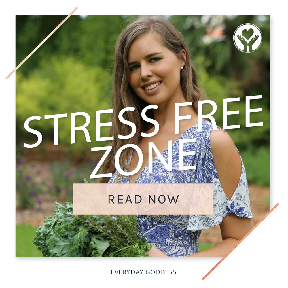 EVERYDAY GODDESS: KASEY WILLSON  Let's dig into what starts the stress response off and what you can do to build resilience against the rising stress hormone production of cortisol.     READ MORE....