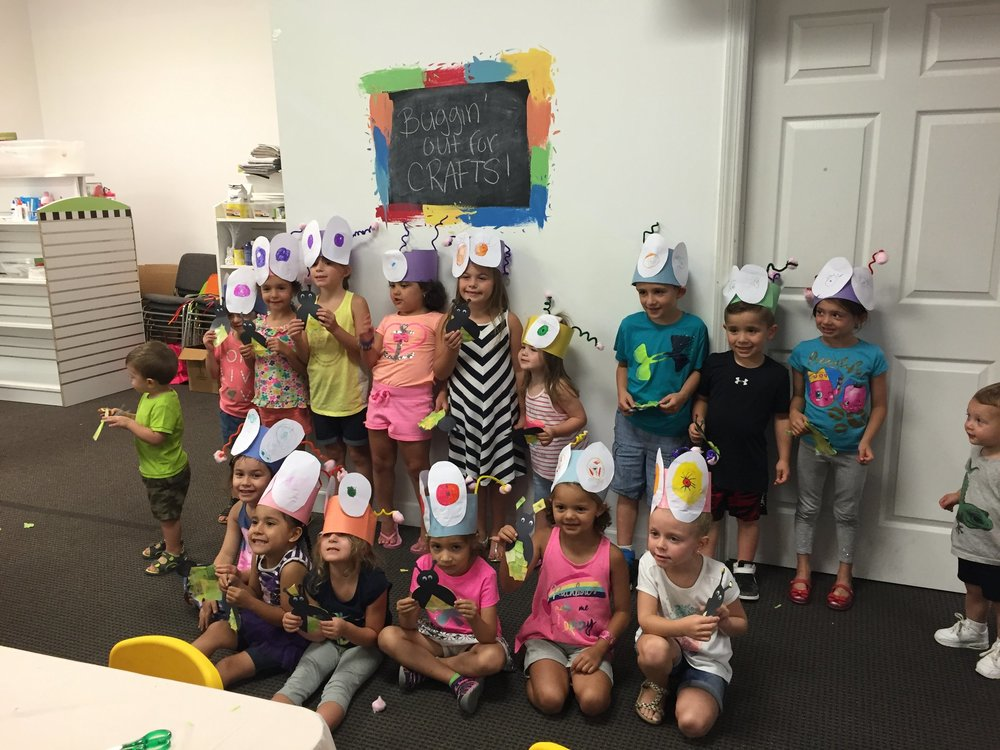 Kids Craft Classes