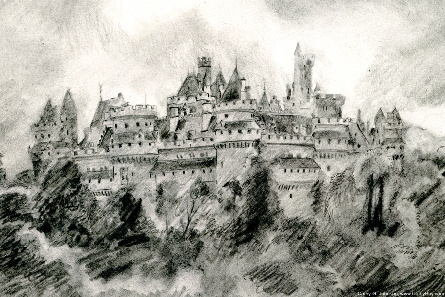Castle / Personal Work