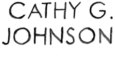 Cathy G. Johnson