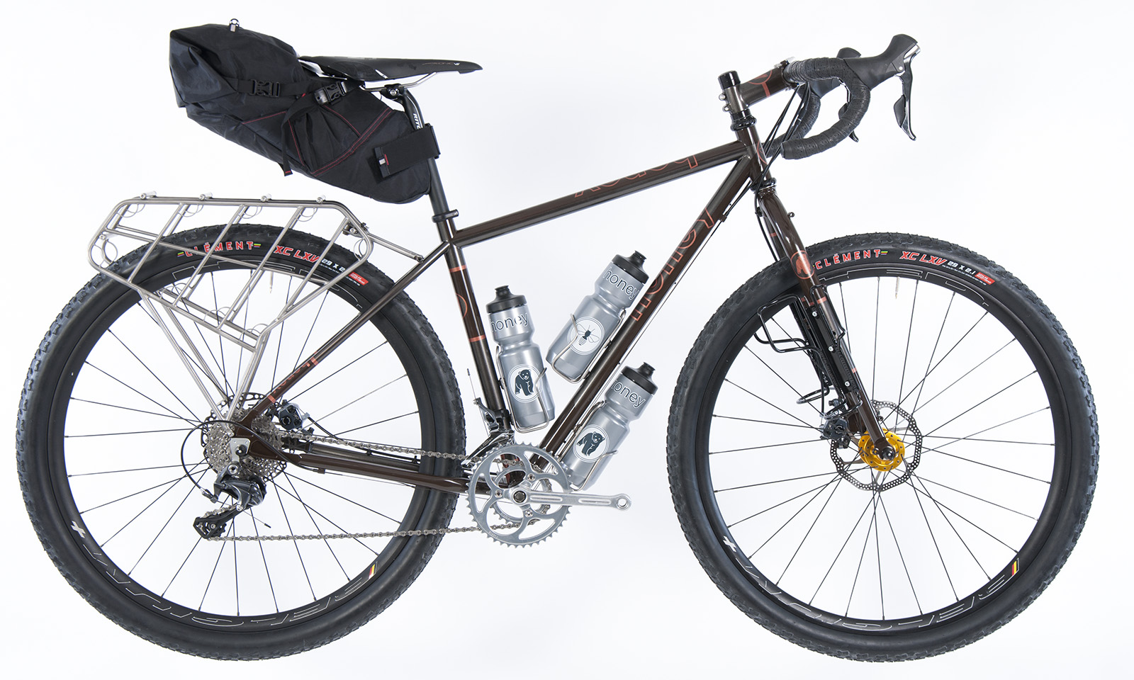 Packmule side seat bag