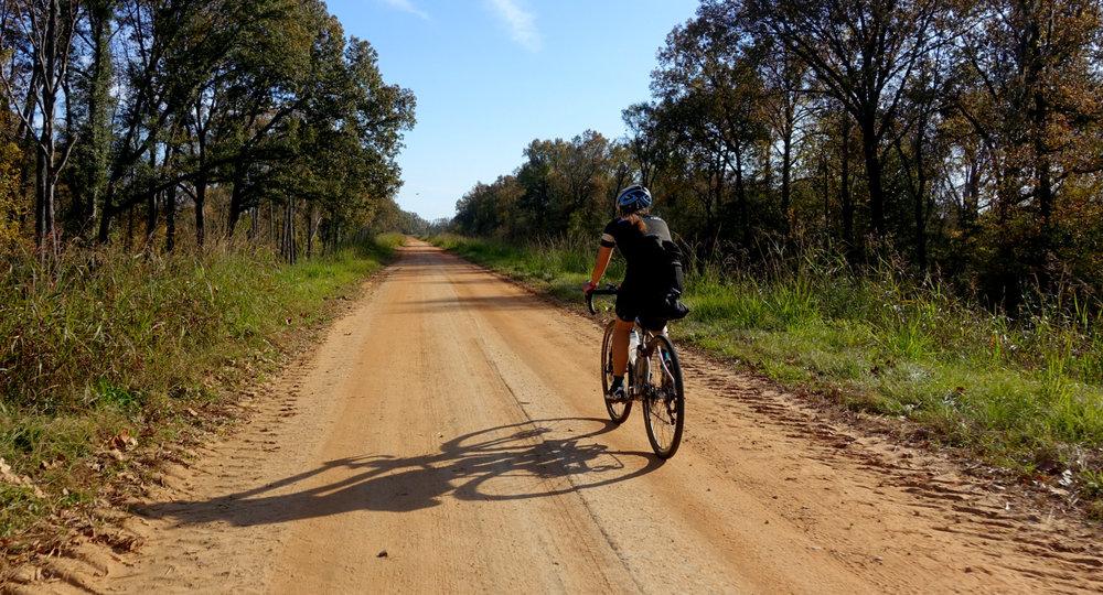 Honey Allventure Dirt Road Ride