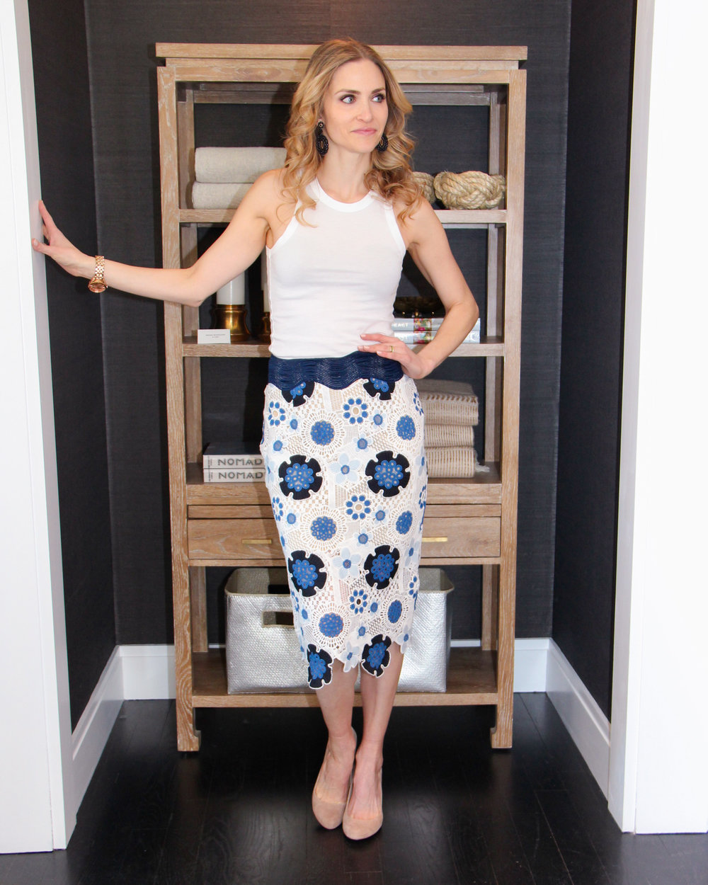 """AG JEANS """"LEXI TANK"""" 