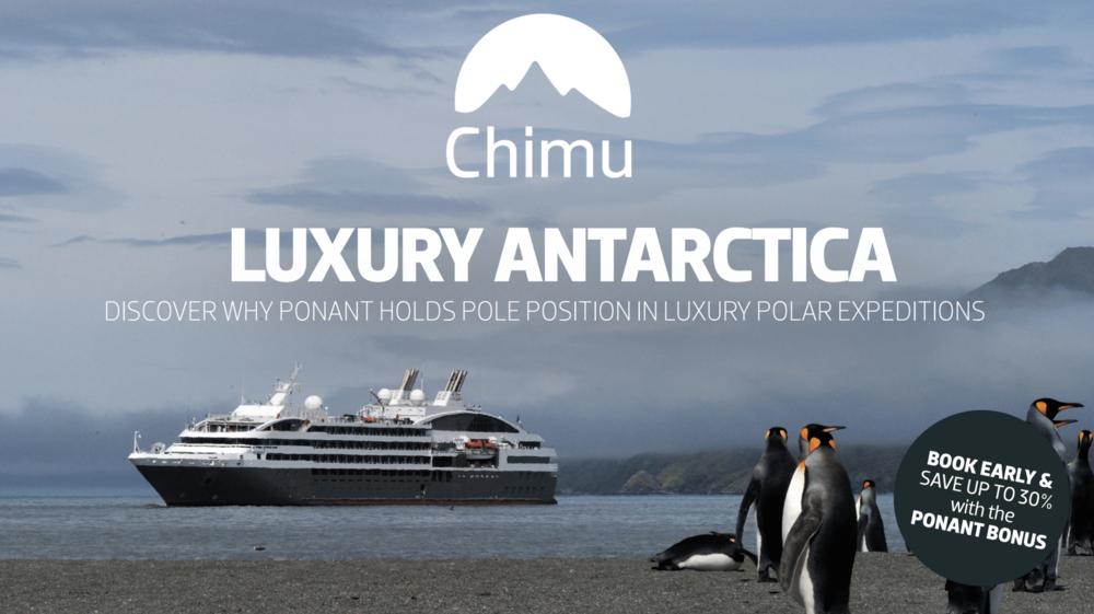 Luxury Antartica
