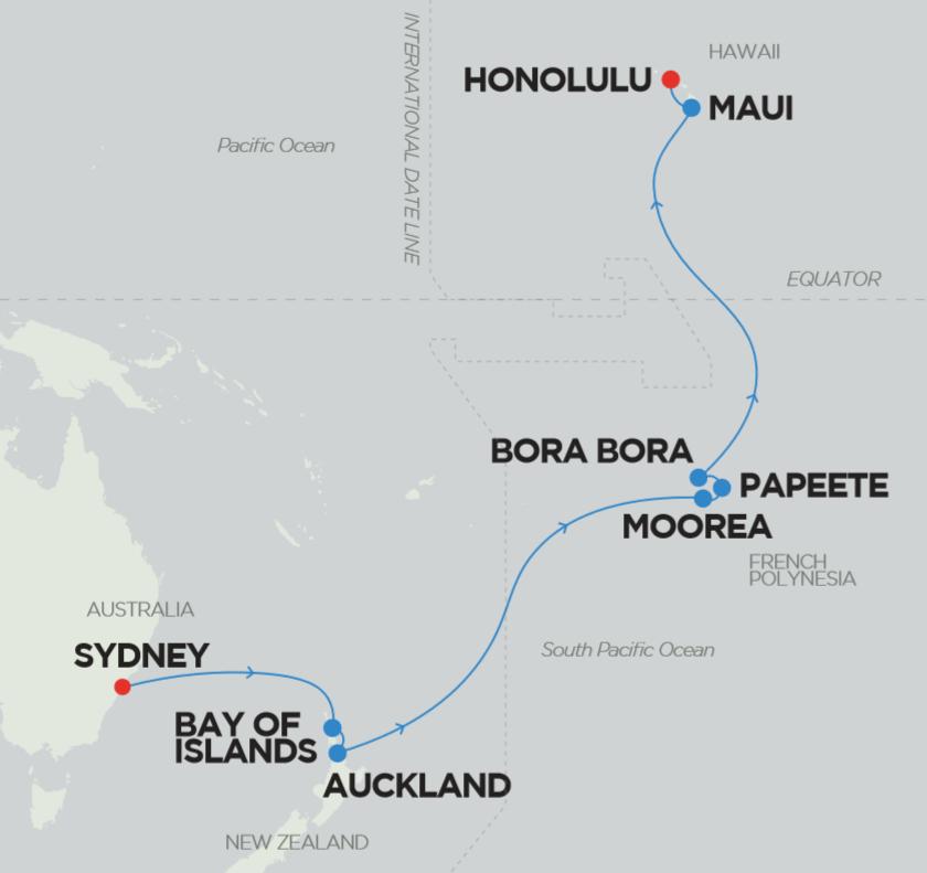 Australia To Aloha With Celebrity Cruises Metro Travel