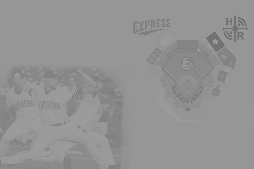 Redefine Your ExpressGame Day Experience - $60 per person includes:+ Ticket and Parking pass to the Round Rock Express game+ Two hours of unlimited game play+Private Batting Bay™ overlooking Dell Diamond+ Dedicated wait staff+Free Bat Rentals +HDTV's and AV Equipment+ $20 food and beverage credit per person