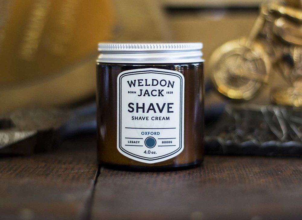 Paying homage with all natural grooming products - Case Study / Weldon Jack Grooming